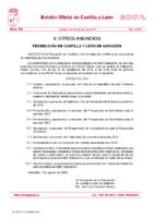 Convocatoria Asamblea General Ordinaria 20190921
