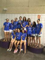 Equipo Femenino Acuático León