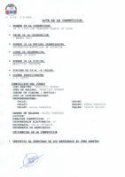 3ª Jornada Liga Prebenjamín Aranda de Duero
