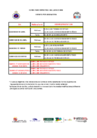 HORARIOS FASE ESPECIFICA-NATACION VA 2020