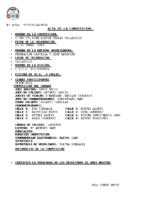 V Cto CyL Open Alevin de Verano (Valladolid)