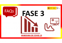 FAQs Deporte Fase 3