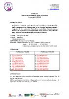 N.15 I Control Marcas Absoluto-Junior Verano 2020