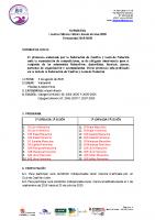N.16 I Control Marcas Infantil-Alevín Verano 2020