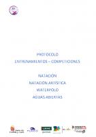 Protocolo Federación Natación V20200715