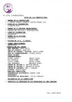 Resultados I Control Marcas Infantil-Alevin Verano 2020