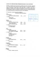 ACTA Nº 2 DE LA JUNTA ELECTORAL FEDERATIVA DE LA FEDERACION DE CASTILLA Y LEON DE NATACION