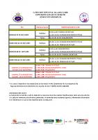 HORARIOS FASE ESPECIFICA-NATACION VA 20-1