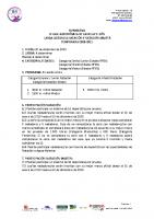 LDNM01 VI Fase Autonómica Larga Distancia Master