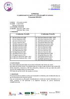N.08 V Cmpto. de C. y L. Benjamín de Verano