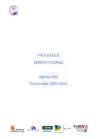 PROTOCOLO COMPETICIONES V20201027