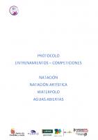 Protocolo Federación Natación V20200926