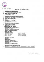 Resultados 1ª Jornada Liga Alevín Ávila