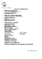 Resultados 1ª Jornada Liga Alevín Palencia