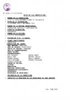 Resultados 1ª y 2ª Jornada Copa de Invierno Fase Clasificatoria Valladolid