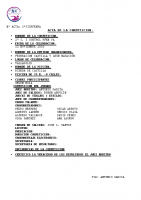 Resultados 2ª Jornada I Control RFEN Palencia