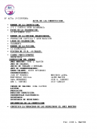 Resultados 2ª Jornada I Control RFEN Salamanca