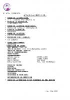 Resultados I Control RFEN Infantil Valladolid