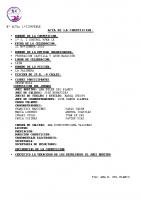 Resultados I Control RFEN León