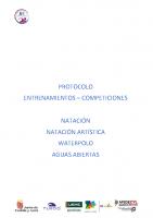 Protocolo Federación Natación V20201215