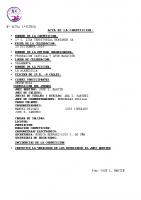Resultados 1ª Jornada Liga Benjamín Salamanca