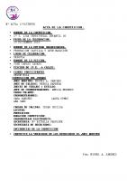 Resultados 1ª Jornada Liga Infantil Segovia