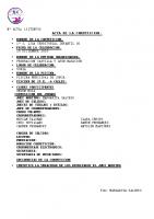 Resultados 1ª Jornada Liga Infantil Soria