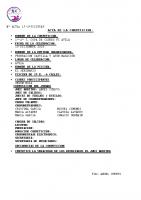 Resultados 1ª y 2ª Jornada Copa de Invierno Fase Clasificatoria Avila