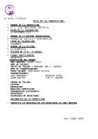 Resultados 2ª Jornada Liga Alevín Salamanca