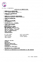 Resultados 1ª Jornada Control Marcas Infantil Invierno Zamora
