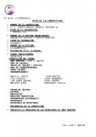 Resultados 1ª Jornada Control Marcas Infantil Salamanca