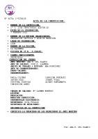 Resultados 1ª Jornada Liga Alevín León