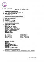 Resultados 1ª Jornada Liga Infantil Valladolid