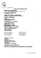 Resultados 2ª Jornada Control Marcas Infantil Invierno Zamora