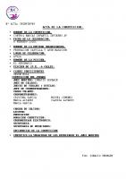 Resultados Control de Marcas Infantil de Invierno Avila