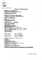 Resultados Control de Marcas Infantil de Invierno León