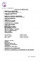 Resultados Control de Marcas Infantil de Invierno Valladolid