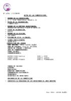 Resultados 1ª Jornada Liga Infantil Burgos