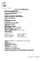 Resultados 3ª Jornada Liga Benjamín León