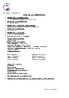 Resultados 3ª Jornada Nadador Completo Absoluto Valladolid