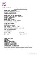 Resultados 5ª Jornada Liga Alevín Aranda