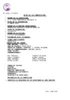 Resultados 5ª Jornada Liga Benjamín Valladolid