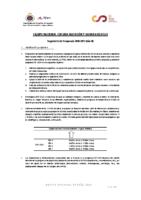 Segundo Ciclo EQUIPO NACIONAL ESP-2024 NATACIÓN Y AGUAS ABIERTAS