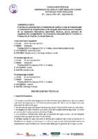 INSTRUCCIONES TÉCNICAS S. PEDRO R.+6ª ALEV+4ª INF