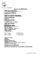 Resultados 3ª Jornada Nadador Completo Absoluto Benavente