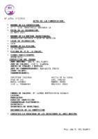 Resultados 5ª Jornada Liga Benjamín León