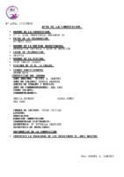 Resultados 5ª Jornada Liga Benjamín Segovia