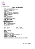 Resultados 6ª Jornada Liga Alevín Benavente