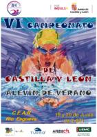 CARTEL CAMPEONATO ALEVIN DE VERANO 2021
