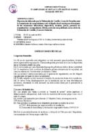 INSTRUCCIONES TÉCNICAS C.CyL. ALV.VER.